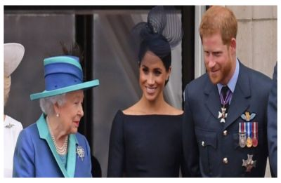 Queen Elizabeth shuts down this ONE REQUEST of Prince Harry, Meghan Markle
