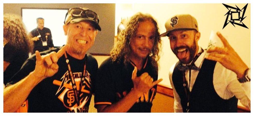 Metallica, San Francisco Symphony to reteam for 'S&M' show (Photo: Twitter)