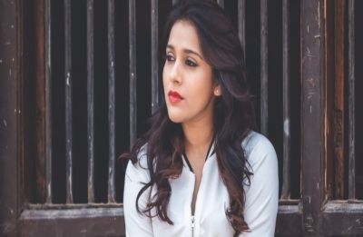 Telugu actress Rashmi Gautam rams her car into pedestrian, says 'Why should I be silent when I'm not at fault?'