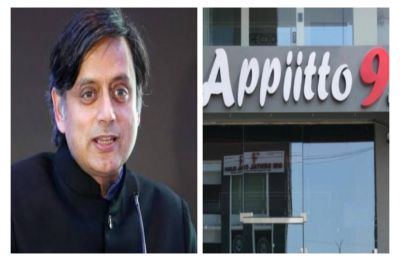 Troll war: Shashi Tharoor trolls Ahmedabad restaurant, gets trolled instead for misspelling city's name