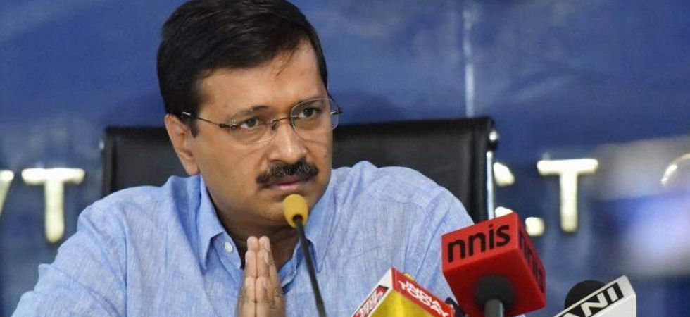 BJP's remarks came after Kejriwal asked people to vote for PM Modi again only if they wanted their children to become watchmen. (File Photo: PTI)