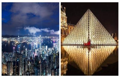 Hong Kong and Paris join Singapore to become world's most expensive cities