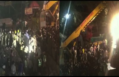 Karnataka building collapse: Death count rises to 3, 56 rescued