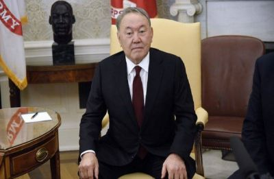 Kazakhstan renames capital 'Nursultan' after former president Nazarbayev