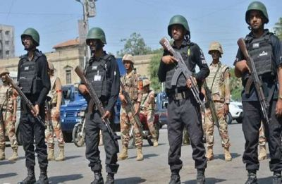 Six Pakistani paramilitary personnel killed by Taliban in Balochistan