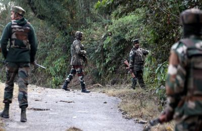 Encounter underway between security forces and terrorists in J-K's Shopian, Baramulla districts