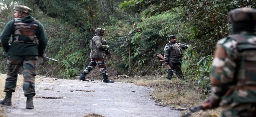 Encounter breaks out between security forces, terrorists in Kashmir's Shopian (File Photo)