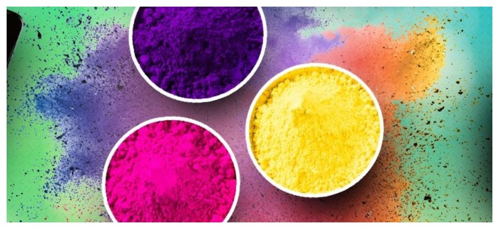 Cool alternatives to replace your 'Holi colours' (Photo: Twitter)
