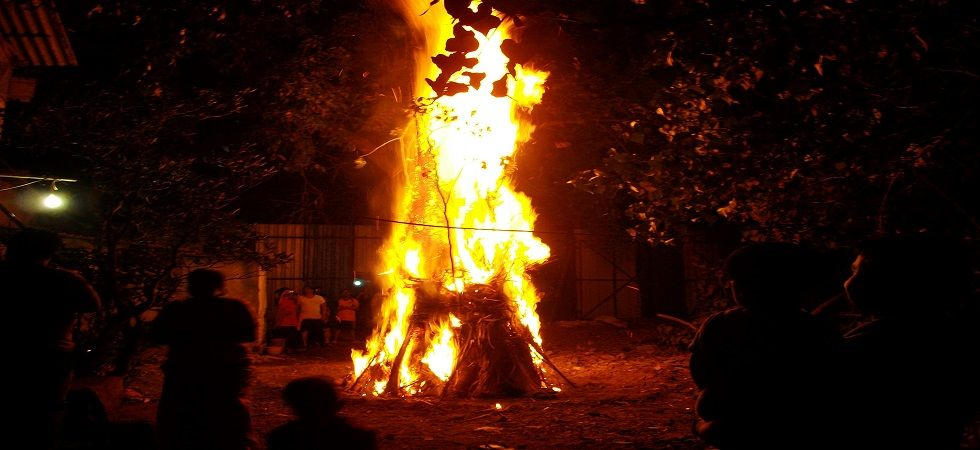 As per the Hindu Lunar calendar, Holika Dahan concurs with the full moon day in the month of Phalgun, a day which is also known as Phalgun Purnima. (File photo)