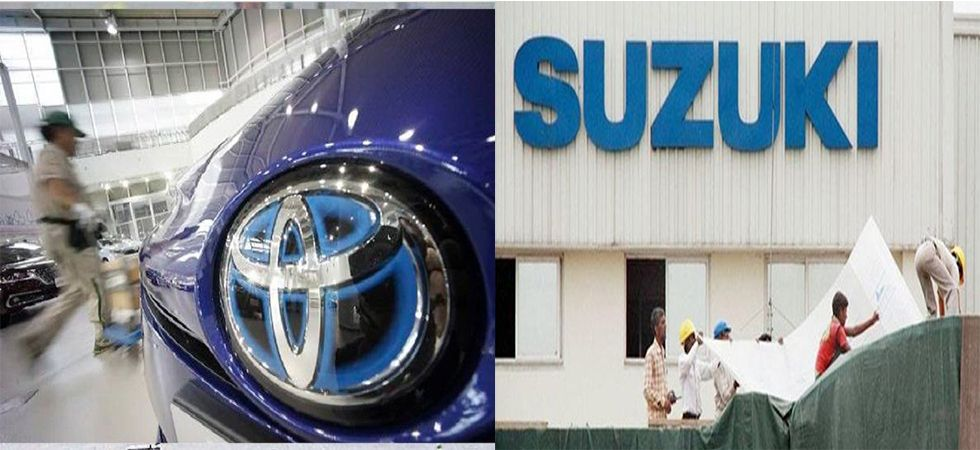 Toyota, Suzuki expand scope of collaboration beyond India to Africa, Europe (file photo)