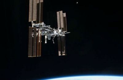 Antibacterial coating helps astronauts fight superbugs on International Space Station