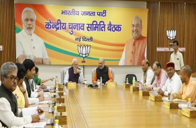 PM Modi from Varanasi, Amit Shah from Gandhinagar, check all names in BJP's first list of candidates here