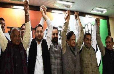 Grand Alliance seals deal in Bihar: RJD to fight in 20 seats, Congress gets 9, Manjhi to contest from Gaya
