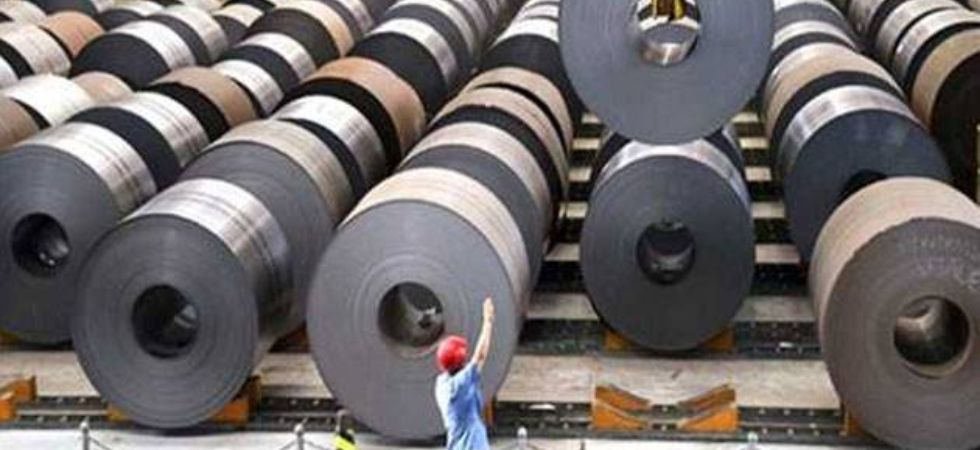 Indian economy grew 7.2 per cent in 2017-18 fiscal. (File photo)