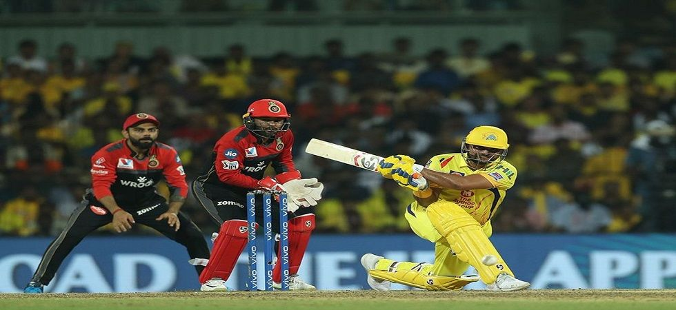 Suresh Raina became the first batsman to score 5000 IPL runs (Image Credit: Twitter)