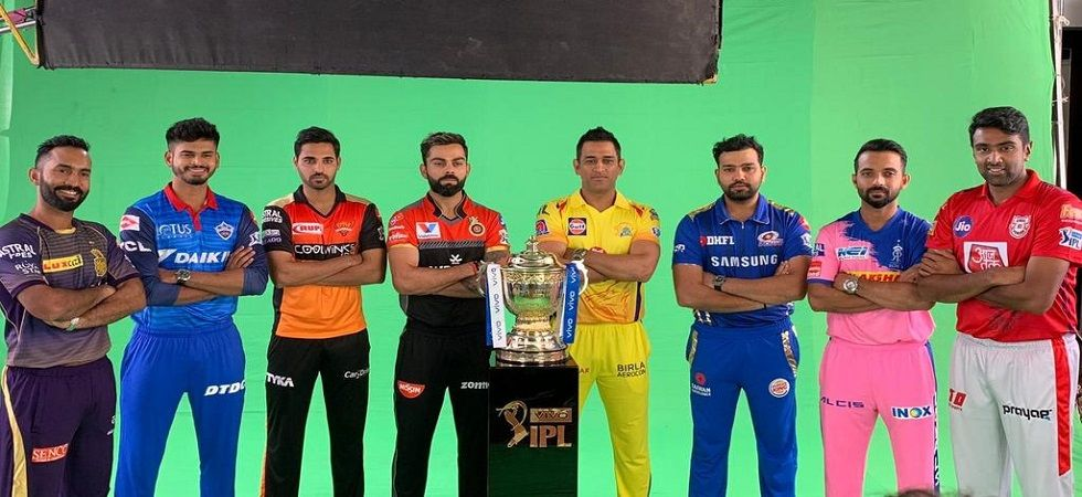 The 2019 Indian Premier League will begin with MS Dhoni's Chennai Super Kings taking on Royal Challengers Bangalore. (Image credit: Chennai IPL Twitter)