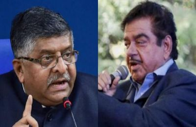 BJP dumps Shatrughan Sinha, names Ravi Shankar Prasad as candidate from Patna Sahib in Bihar
