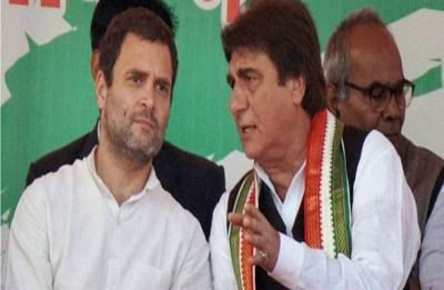 Lok Sabha Polls | Raj Babbar gets Fatehpur Sikri, poet Imran Pratapgarghi replaces him in Moradabad