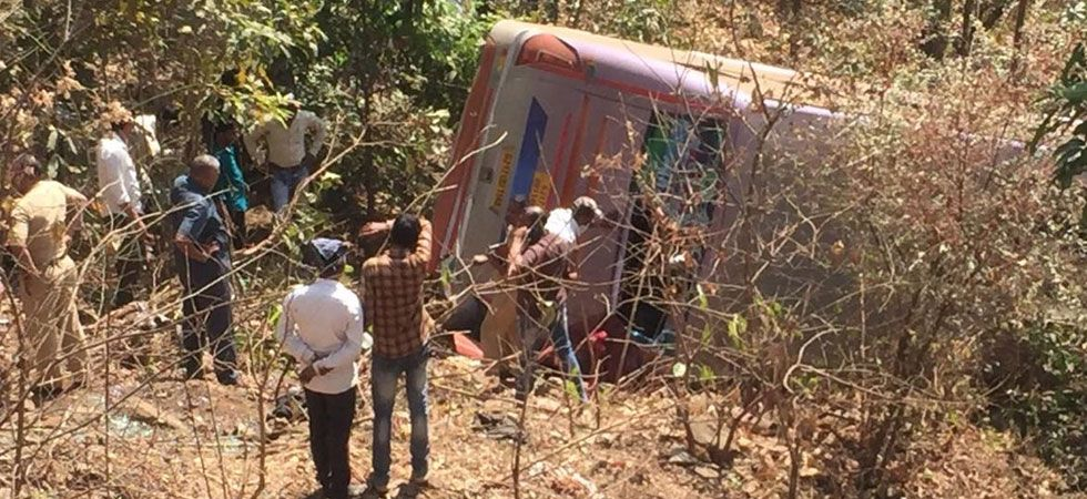 The injured have been rushed to the Trimbakeshwar primary health centre. (File Photo: ANI
