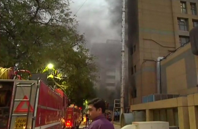 Delhi: Fire breaks out at operation theatre in AIIMS Trauma Centre, all patients safe