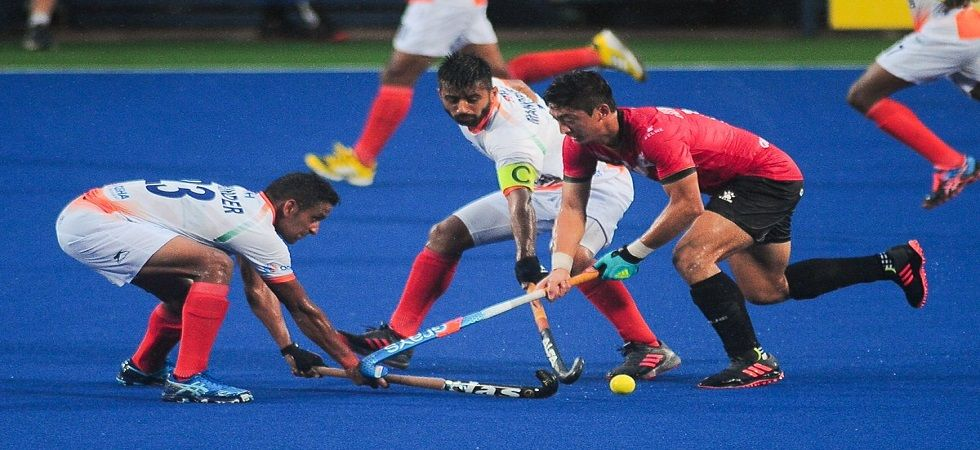 India's perennial problem of conceding goals at the fag end of a match (Image Credit: Twitter)