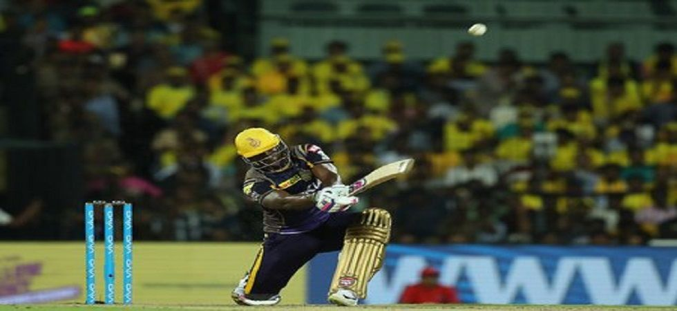 Andre Russell's blazing blitz and Nitish Rana's magnificent fifty helped Kolkata Knight Riders beat Sunrisers Hyderabad by six wickets in IPL 2019. (Image credit: Twitter)