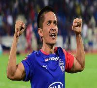 Women's team better than Men's: Sunil Chhetri