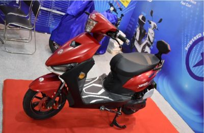 Trend E electric scooter launched at Rs 56,900, get all details here