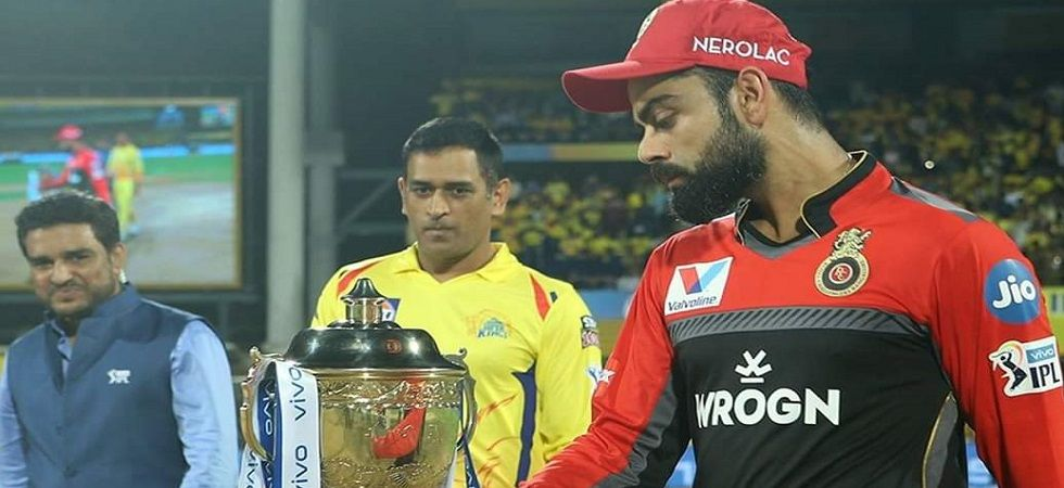Virat Kohli's Royal Challengers Bangalore lost to Chennai Super Kings for the seventh consecutive time. (Image credit: BCCI Twitter)
