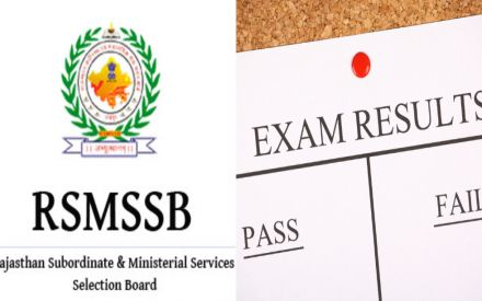 Rajasthan Tax Assistant 2019 exam results out on rsmssb