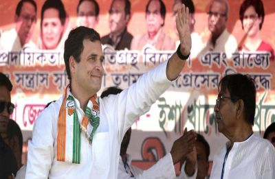 Lok Sabha Elections | Rahul sounds poll bugle in West Bengal with twin attack on PM Modi, Mamata