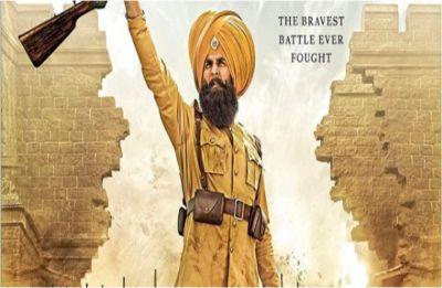 Kesari box-office collection day 4: Akshay Kumar's film mints Rs 78.07 crore