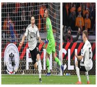 Euro 2020 qualifiers: Germany overcome Netherlands in thriller, World Cup finalists Croatia suffer loss