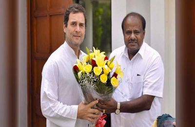 Unable to find candidate, JD(S) returns Bangalore North seat to ally Congress
