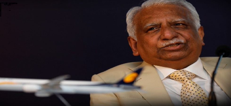 Jet Airways' founder Naresh Goyal steps down on Monday.