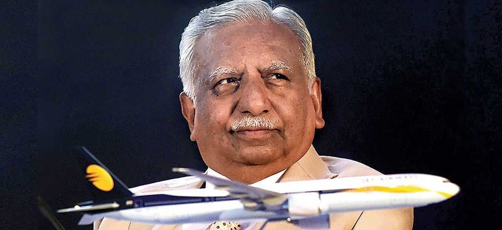 Naresh Goyal, wife Anita to resign from Jet Airways today, lenders to infuse Rs 1,500 crore emergency fund: Reports