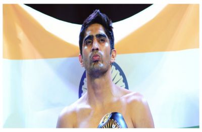 Vijender Singh's US Pro Boxing debut delayed after suffering injury in sparring session