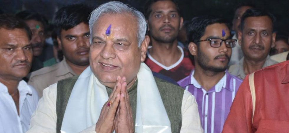 BJP has given the ticket to senior by leader Satyadev Pachauri from Kanpur. (File Photo: Twitter)