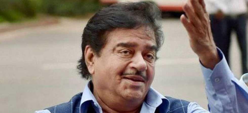 BJP MP from Bihar's Patna Sahib Shatrughan Sinha. (File Photo/PTI)