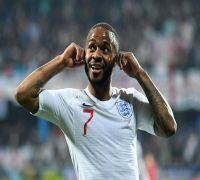 Raheem Sterling calls for stadium bans after racist chants in England's Euro 2020 win