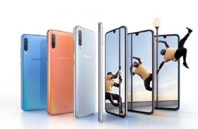 Samsung Galaxy A70 with 32MP selfie camera launched, more details inside