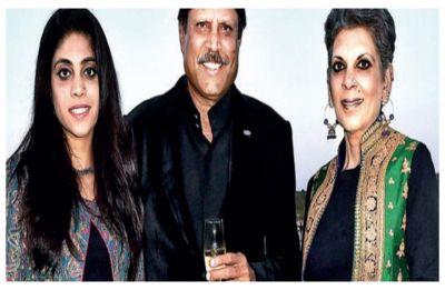 HOWZATT! Kapil Dev's daughter Amiya is assistant director in Ranveer Singh's 83