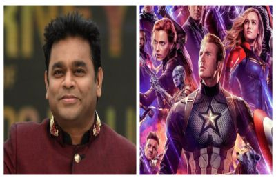 AR Rahman teams up with Marvel India to compose anthem for Avengers: Endgame fans