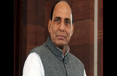 Chowkidar is pure and the only cure for country's problem: Rajnath Singh