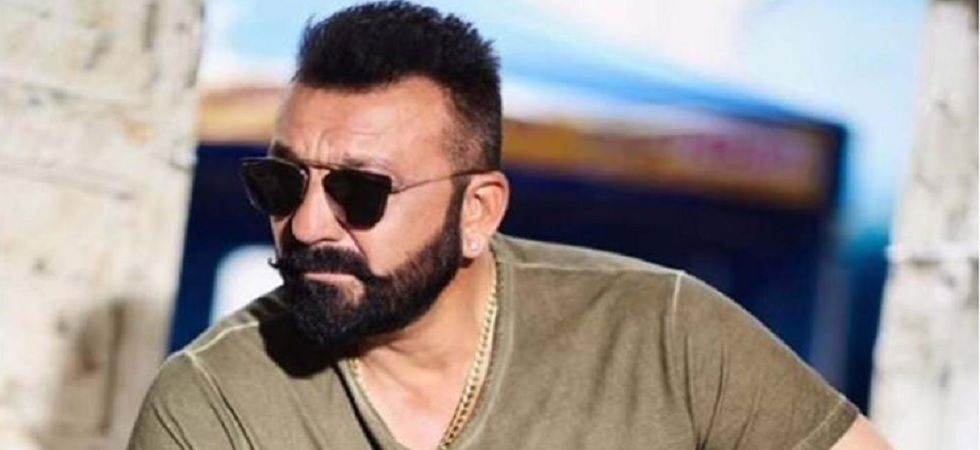 Running round the clock quite literally, Sanjay Dutt travelled time for his next (file photo)
