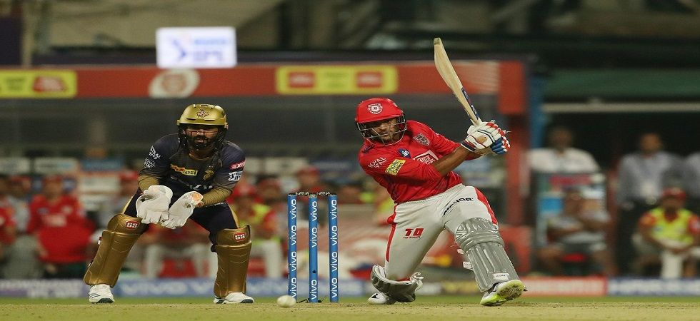 Kolkata Knight Riders all set to host Kings XI Punjab for their second home game (Image Credit: Twitter)