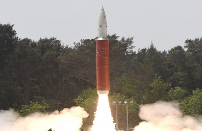 VIDEO: Launch of anti-satellite missile used in 'Mission Shakti'