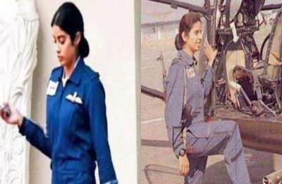 Janhvi Kapoor to learn flying for IAF pilot Gunjan Saxena biopic