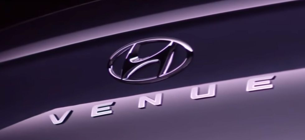 Hyundai subcompact SUV is named 'Venue' (Twitter)