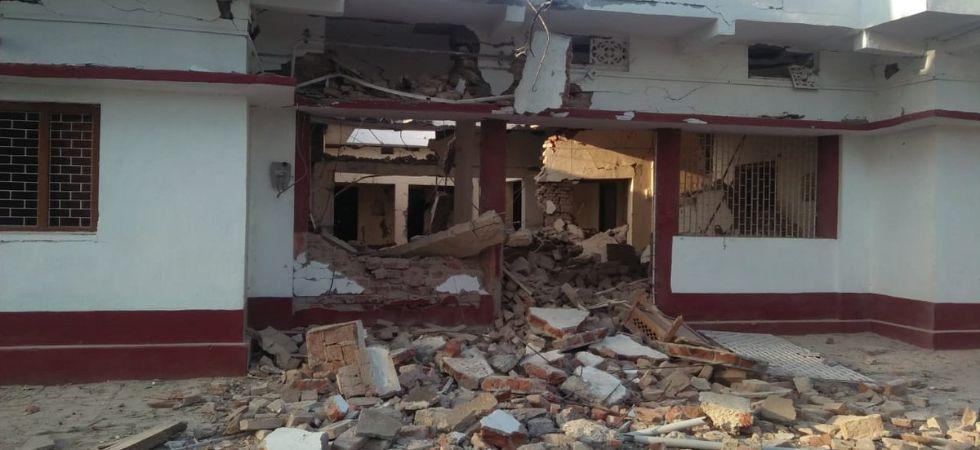 'Say no to Lok Sabha polls': Maoist blow up BJP leader's house in Bihar's Dumariya, leave with brazen warning
